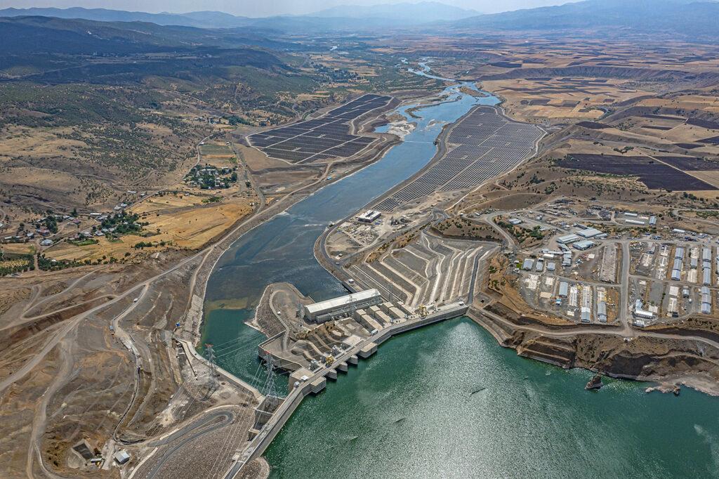 TALESUN biggest project in Turkey